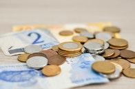 money, coins, cash