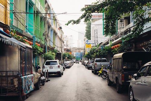 交通系統, 公寓, 城市, 外觀 的 免費圖庫相片