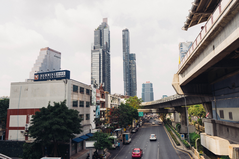 Gratis arkivbilde med arkitektur, asfalt, asia, Bangkok
