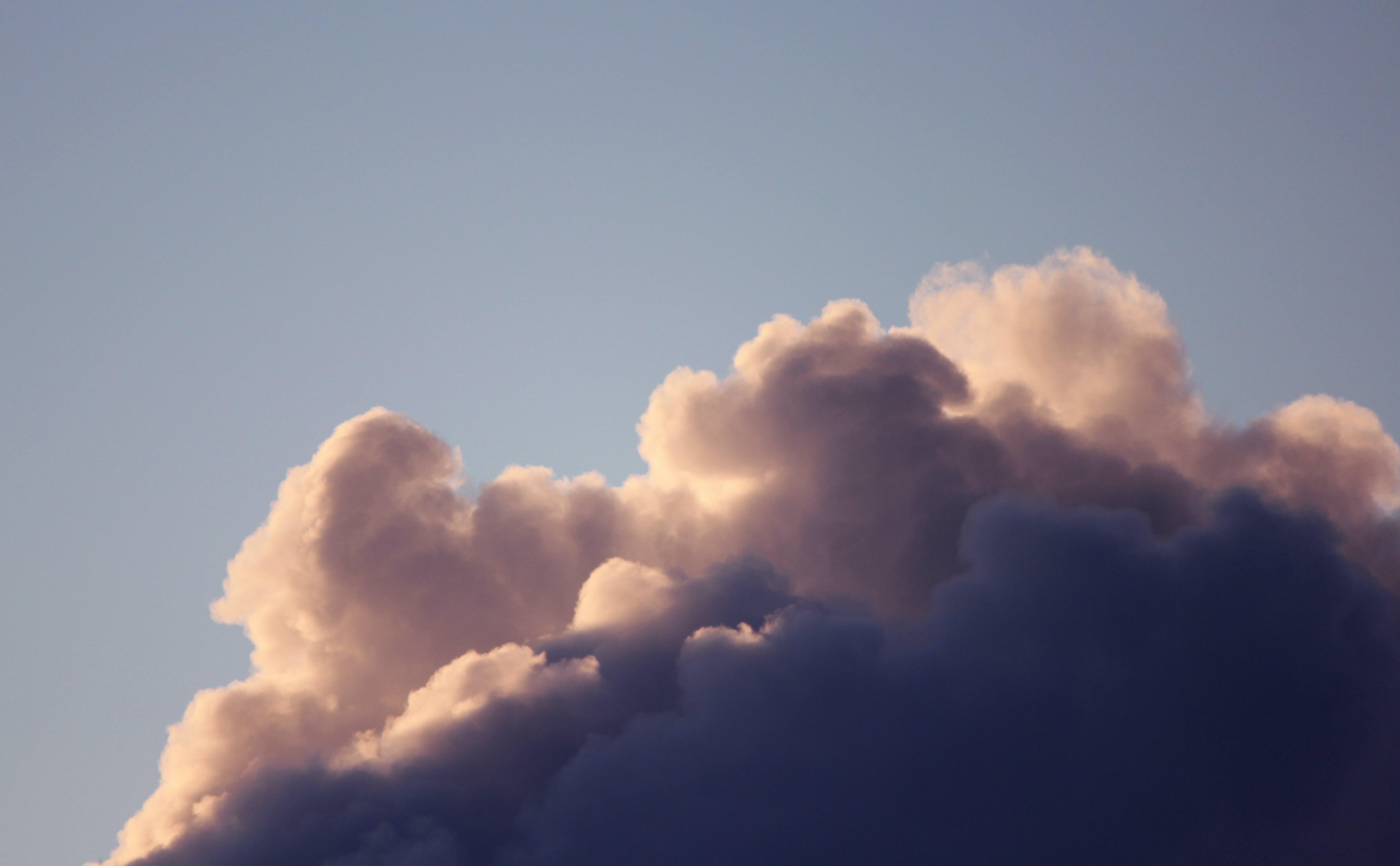 Free stock photo of clouds, blue sky, cumulus