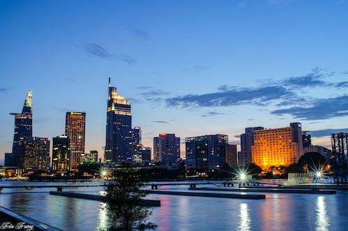 Immagine gratuita di ho chi minh city, tramonto, vietnam
