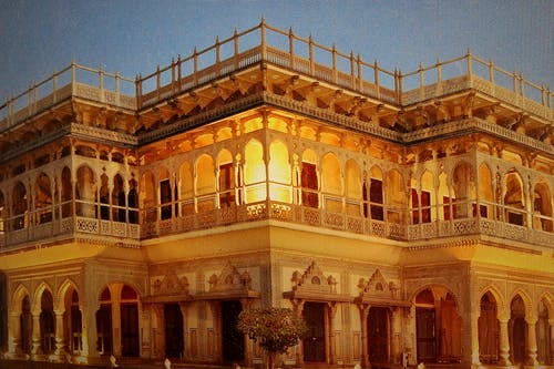 Základová fotografie zdarma na téma hrad, indický, lehký, palác