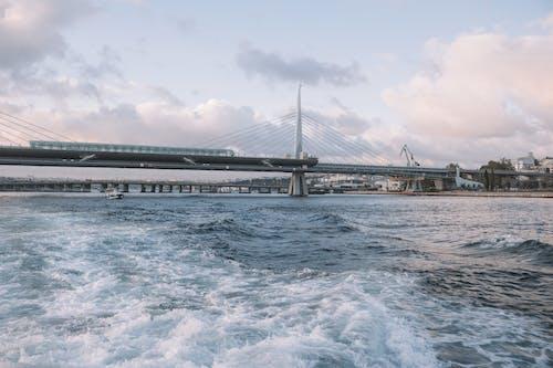 Photos gratuites de architecture, ciel, eau, embarcation