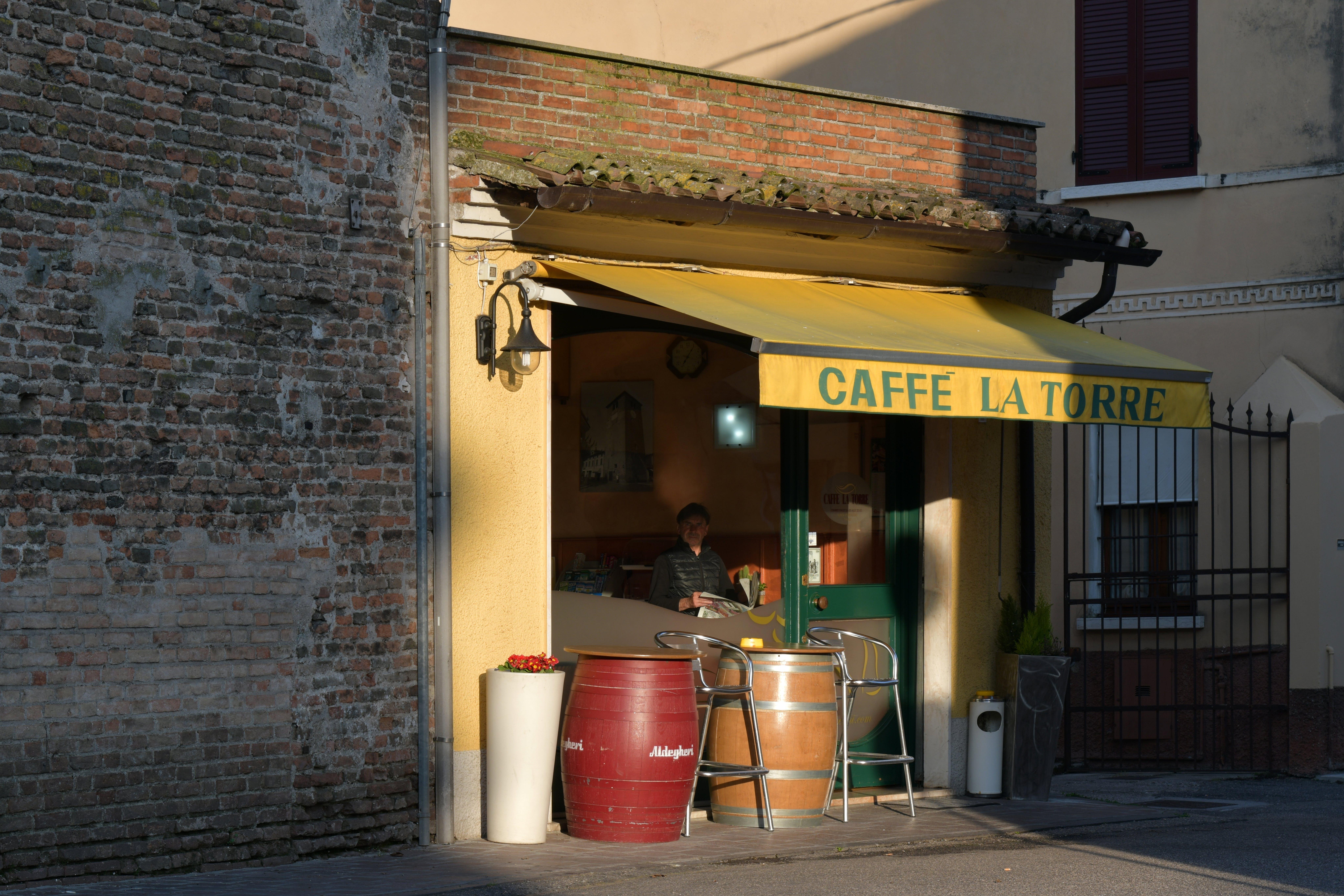 Foto d'estoc gratuïta de cafè, Itàlia