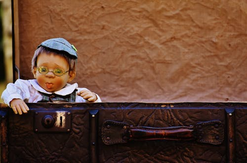 令人不寒而慄的, 令人毛骨悚然的, 兒童, 原本 的 免費圖庫相片