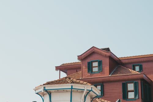 Kostnadsfri bild av arkitektonisk design, arkitektur, bostad, brun