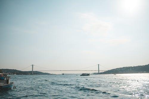 Photos gratuites de aube, bateau, eau, embarcations