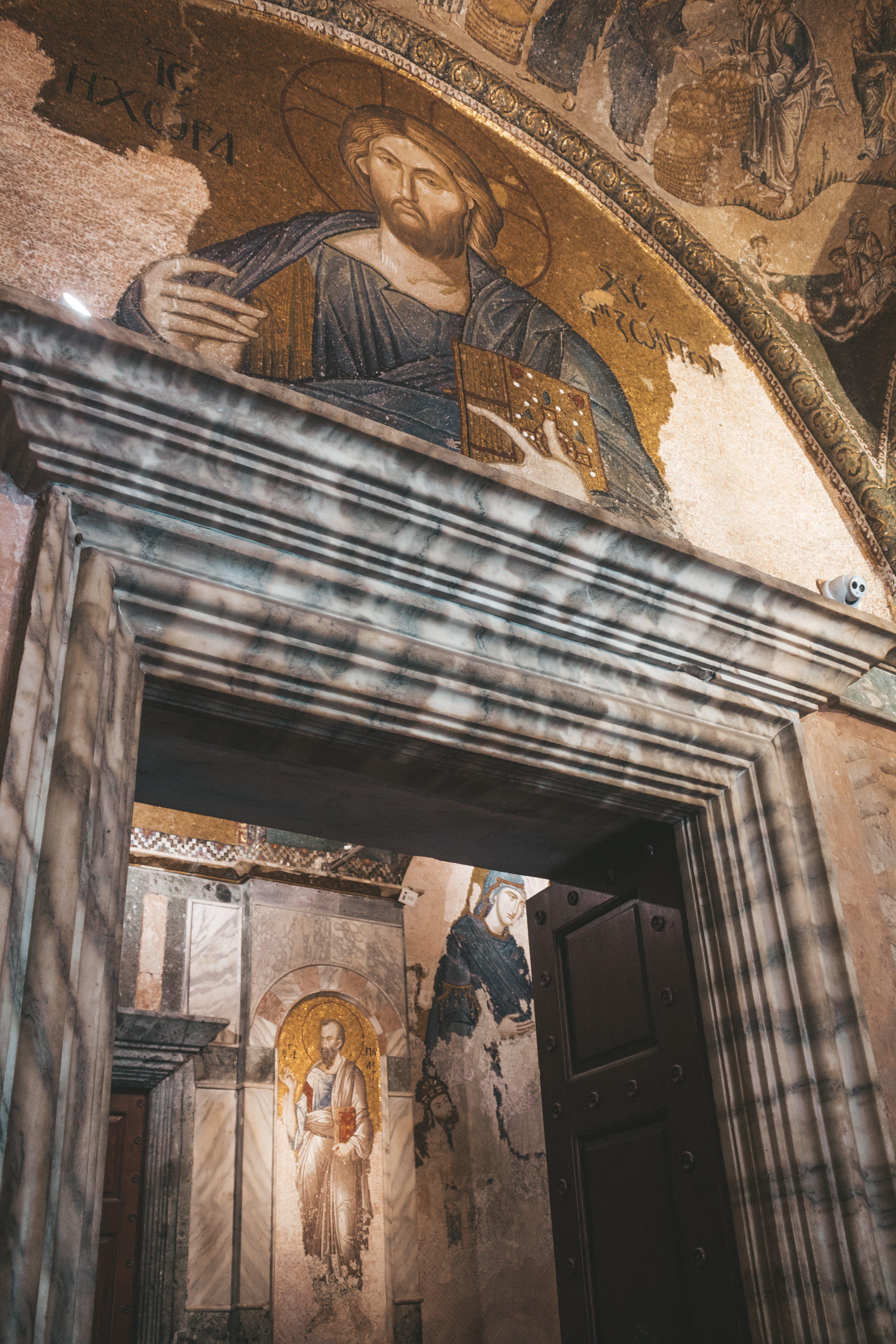 Immagine gratuita di antico, architettura, arco, arte