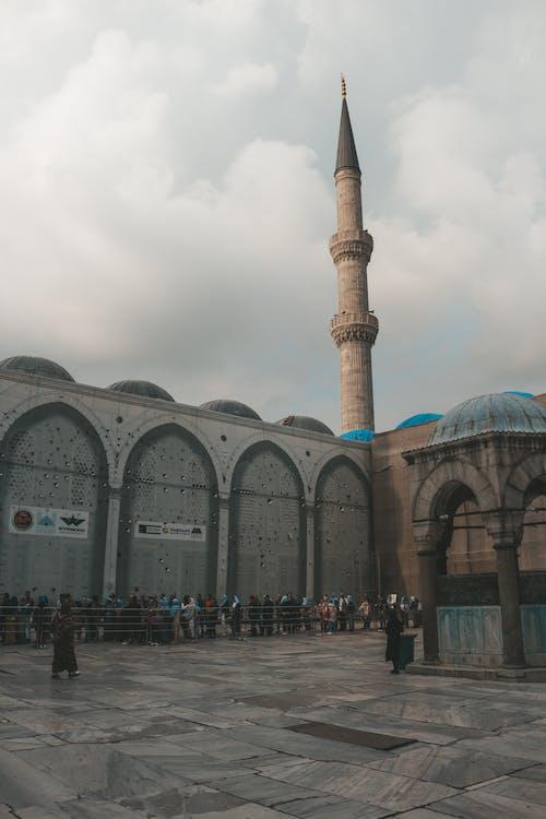 agama, Arsitektur, bangunan