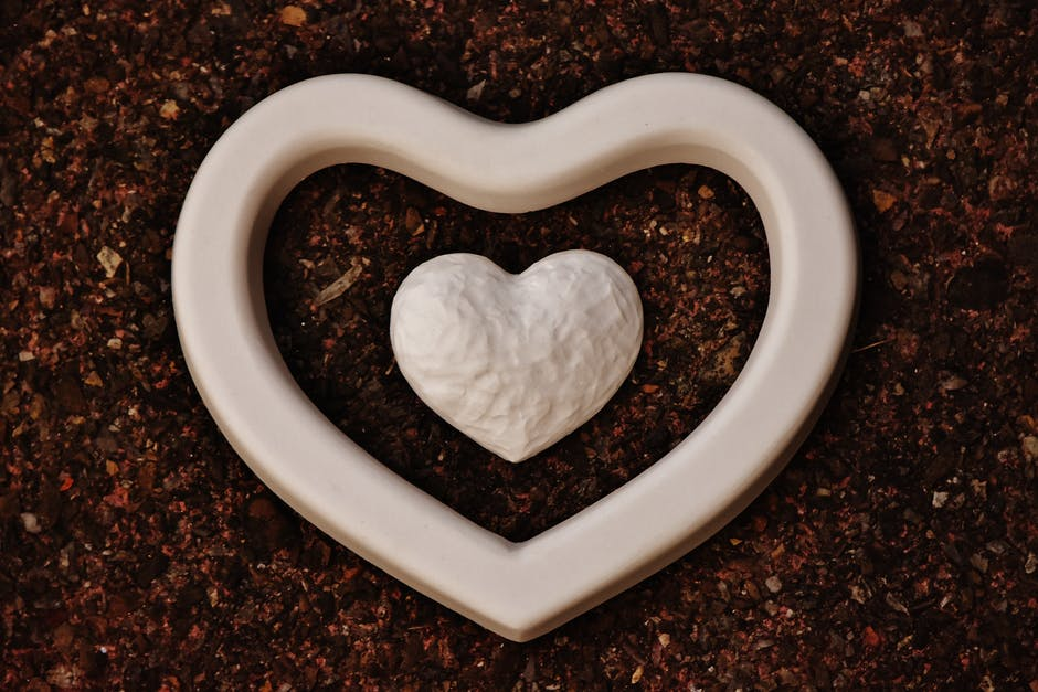 design, ground, heart