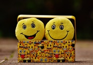 yellow, emotions, cute