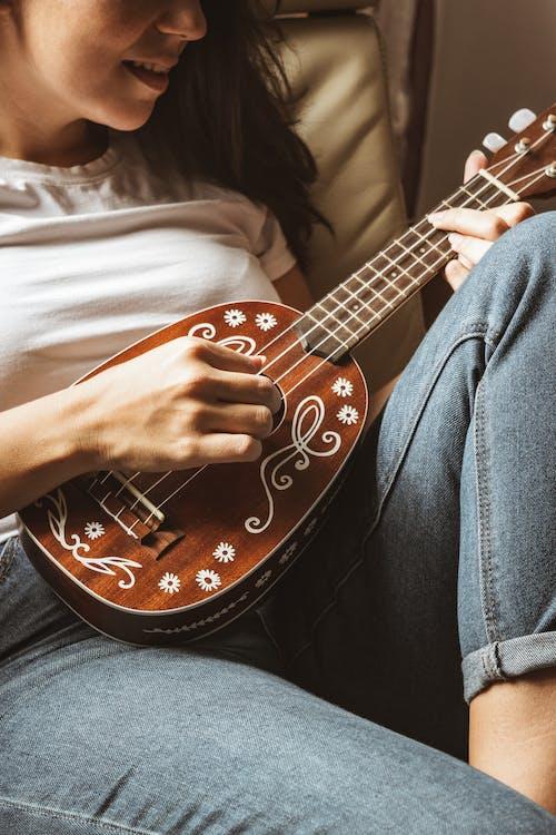 休閒, 儀器, 吉他