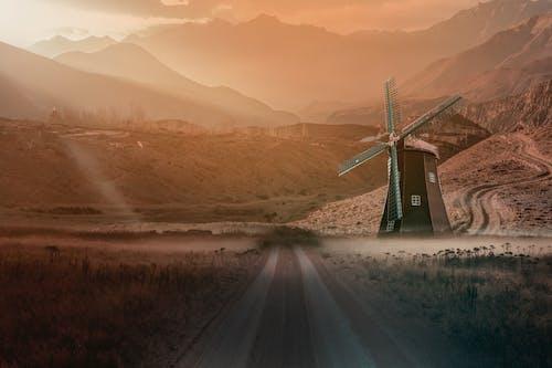 Fotos de stock gratuitas de # hierba verde, #dinamic, #la carretera, #landacape