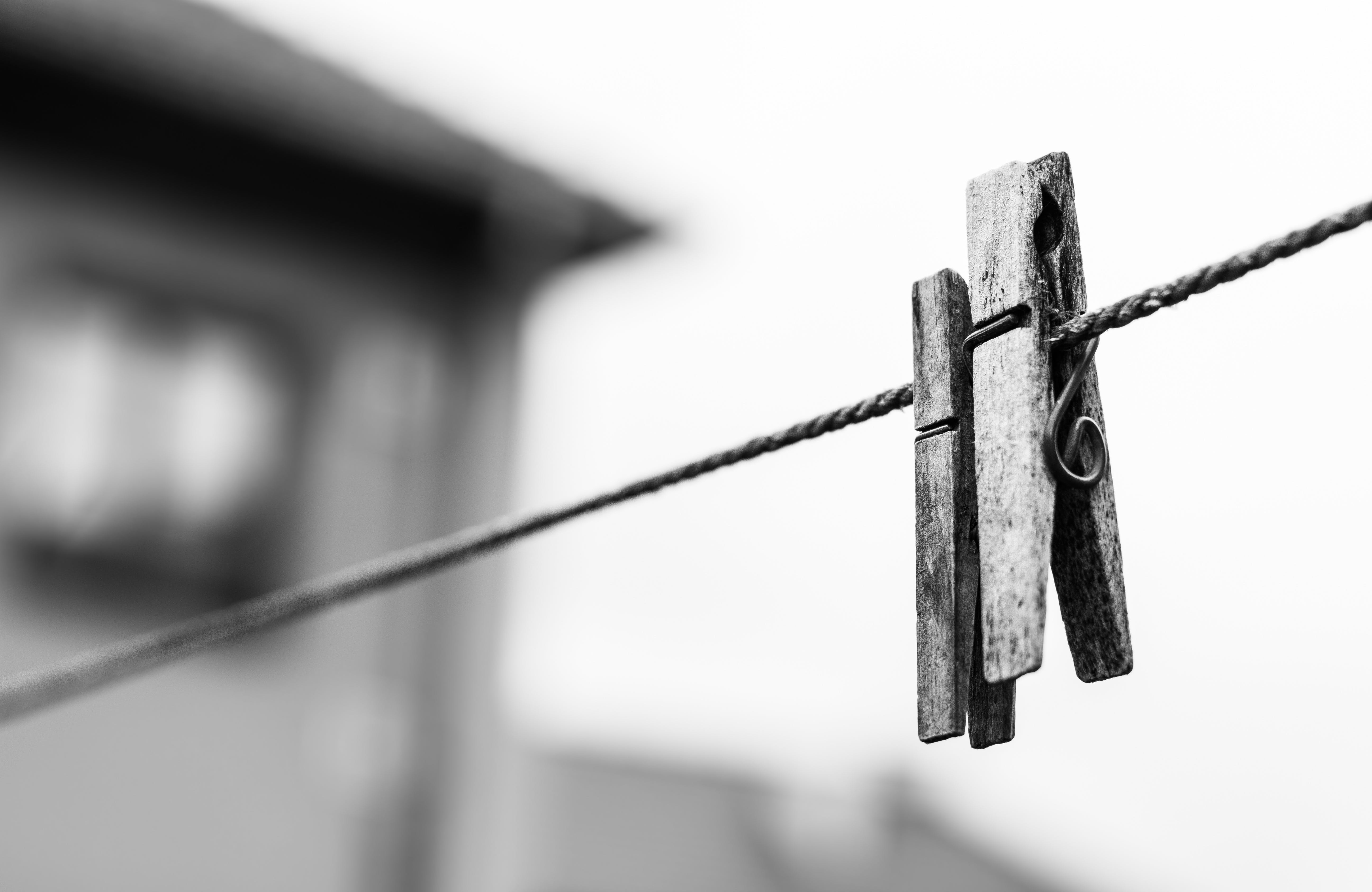 Free stock photo of barbed wire, cable, city, clip
