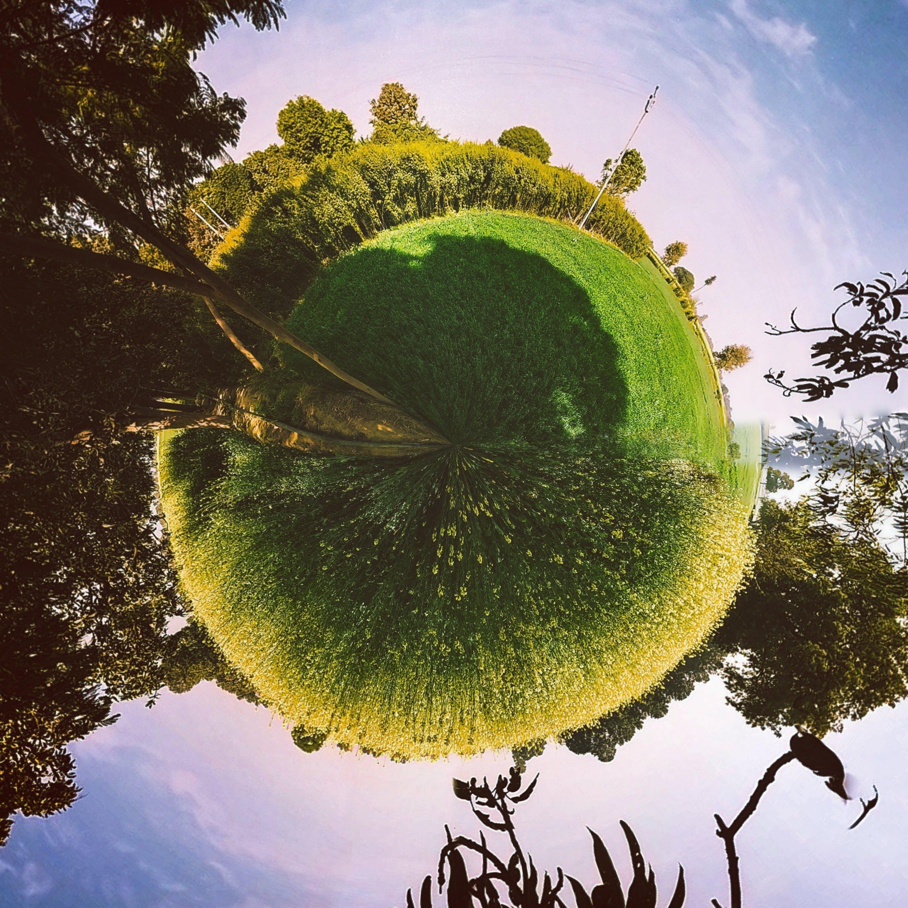 Základová fotografie zdarma na téma HD tapeta, hřiště, jiný, modrá obloha