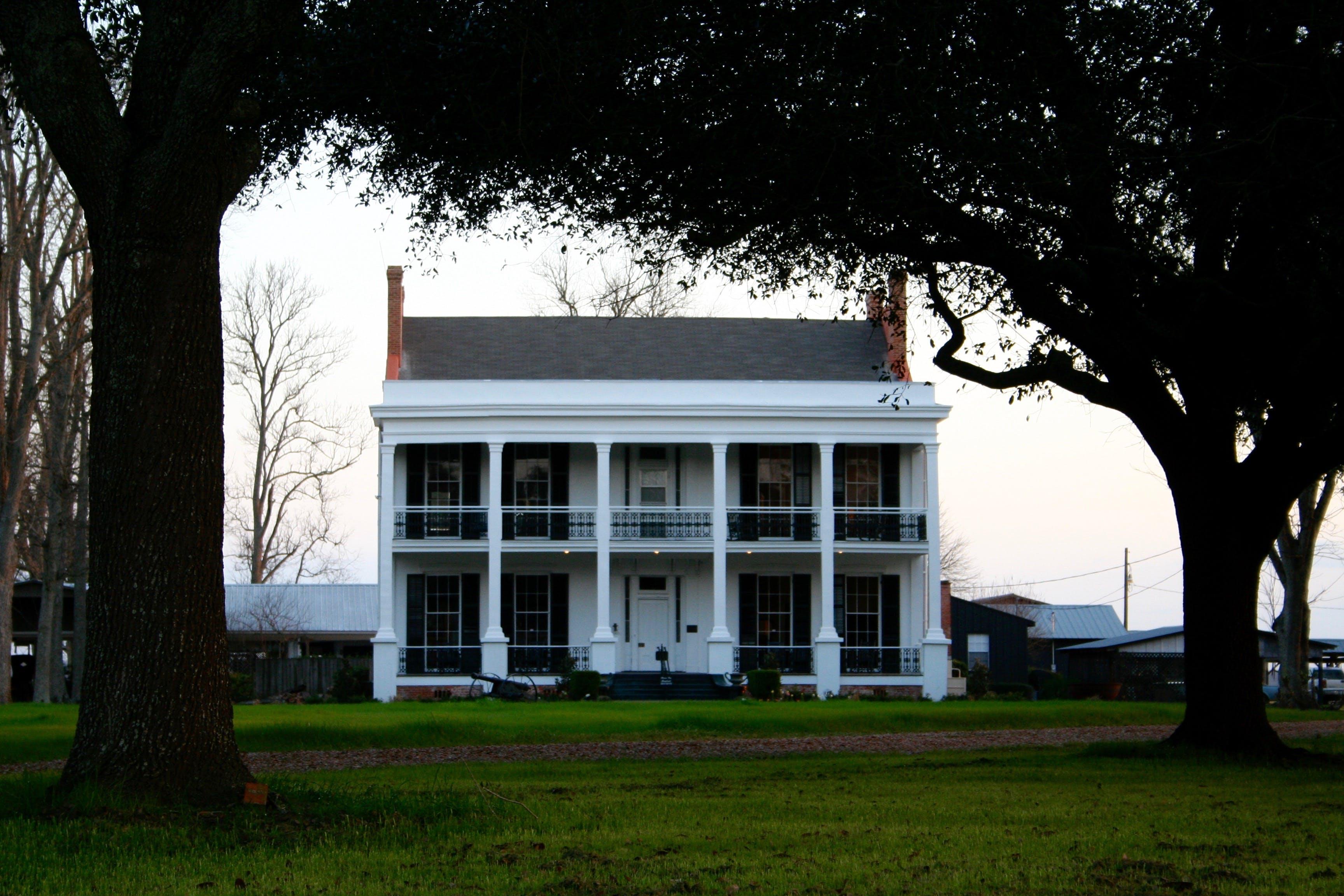 Gratis lagerfoto af alexandria, lloyd hall, louisiana, plantage