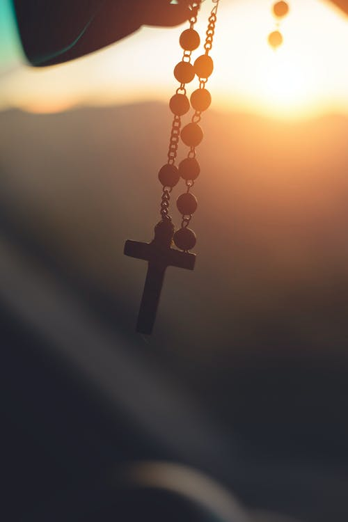 Gratis stockfoto met Christelijk, close-up, crucifix, dageraad