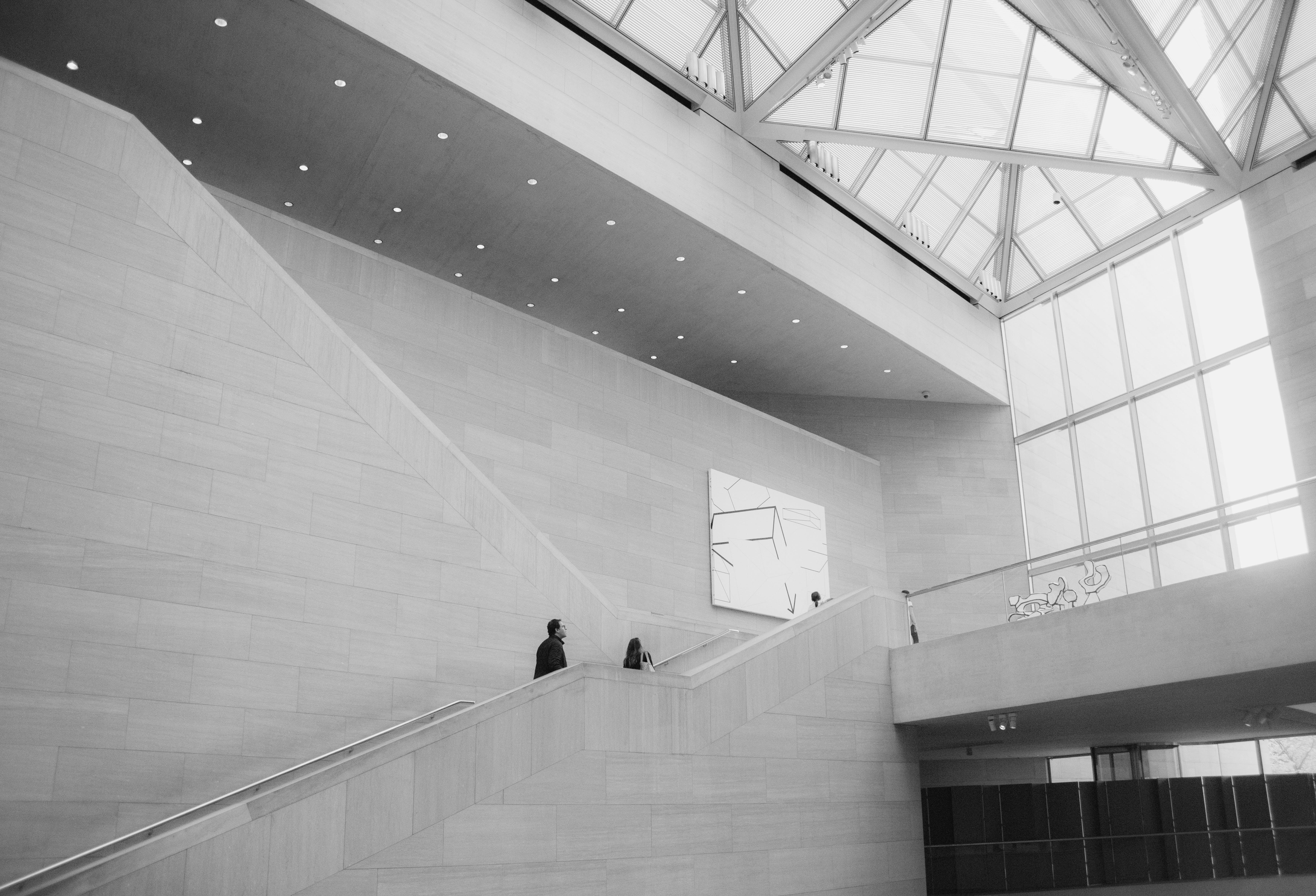 Ảnh lưu trữ miễn phí về cầu thang, cửa kính, góc chụp thấp, hiện đại