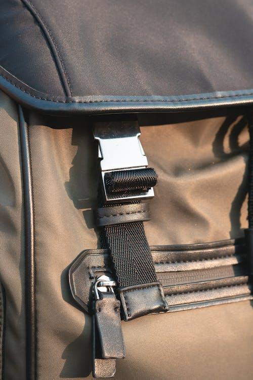 çanta, fermuar, stil, yakından içeren Ücretsiz stok fotoğraf
