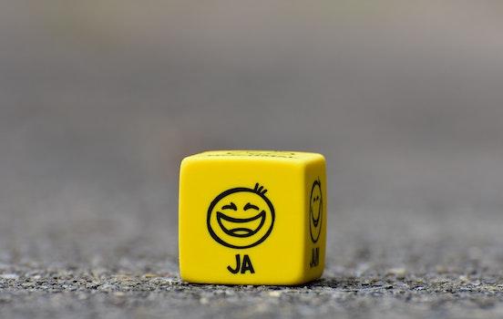 Kostenloses Stock Foto zu gelb, emotionen, gefühle, verschwimmen