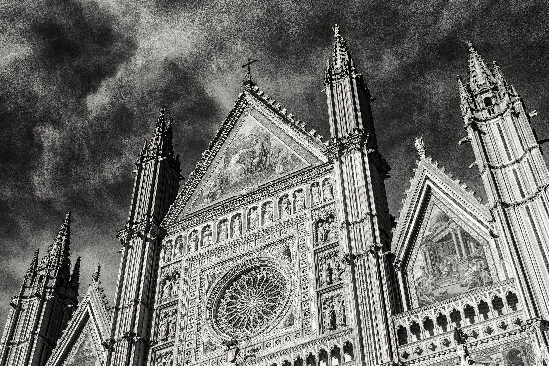 Gratis lagerfoto af arkitektur, bygning, facade, katedral
