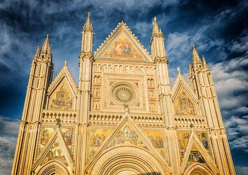 Základová fotografie zdarma na téma architektura, církev, historický, katedrála