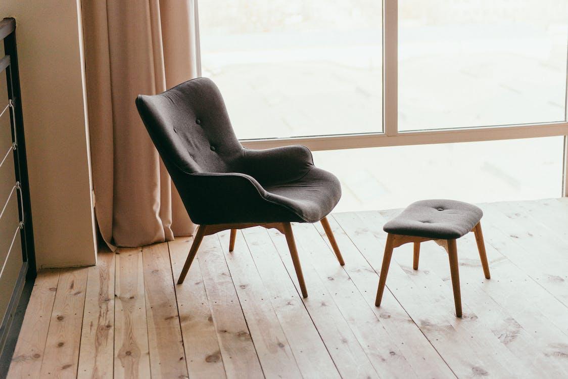 內部, 凳子, 原本