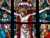 art, church, cross