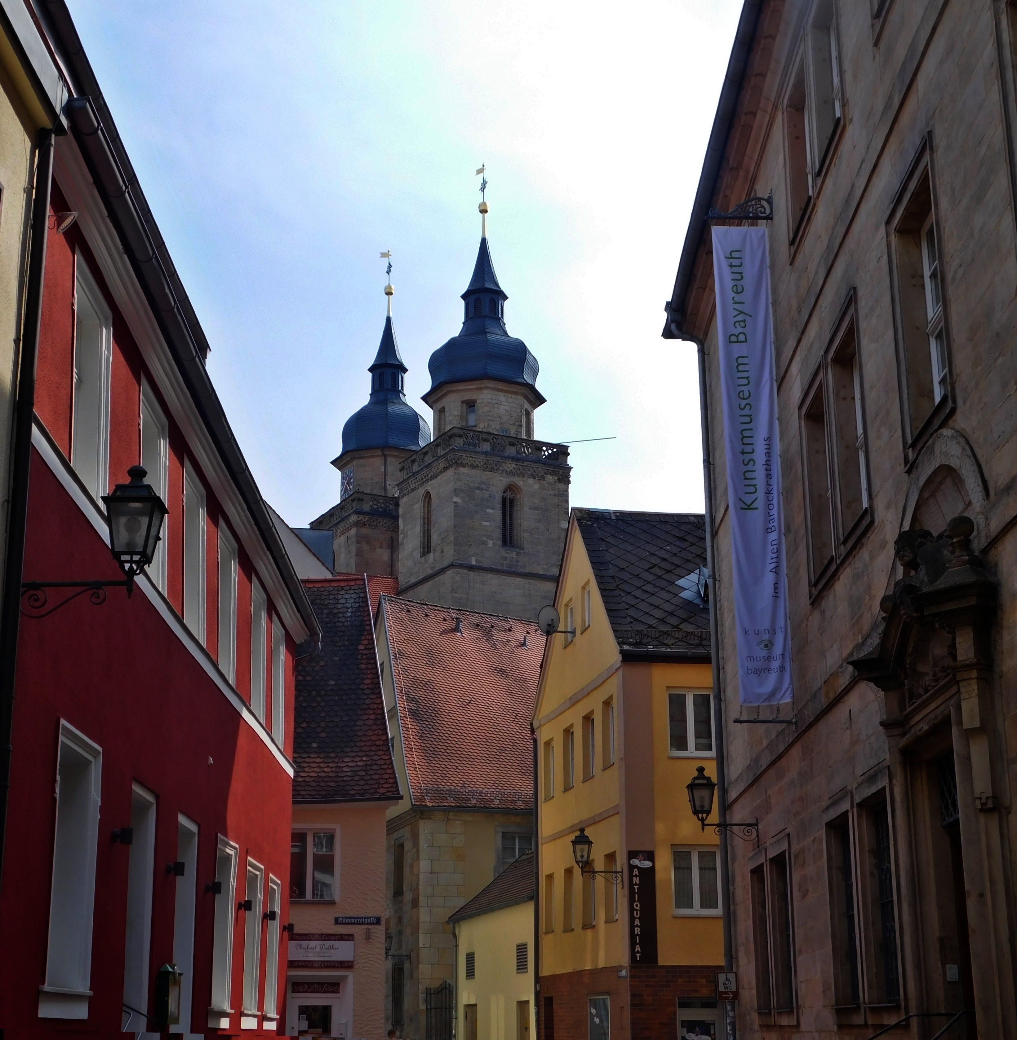 Free stock photo of alley, architecture, backyard, Bavaria