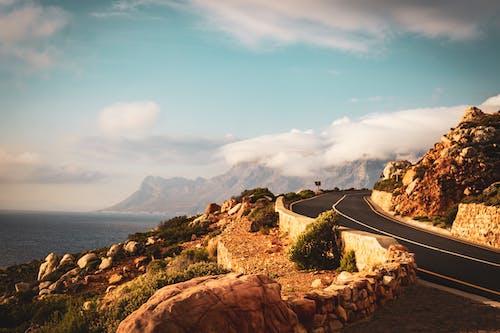 Gratis stockfoto met berg, idyllisch, landschap, lange blootstelling