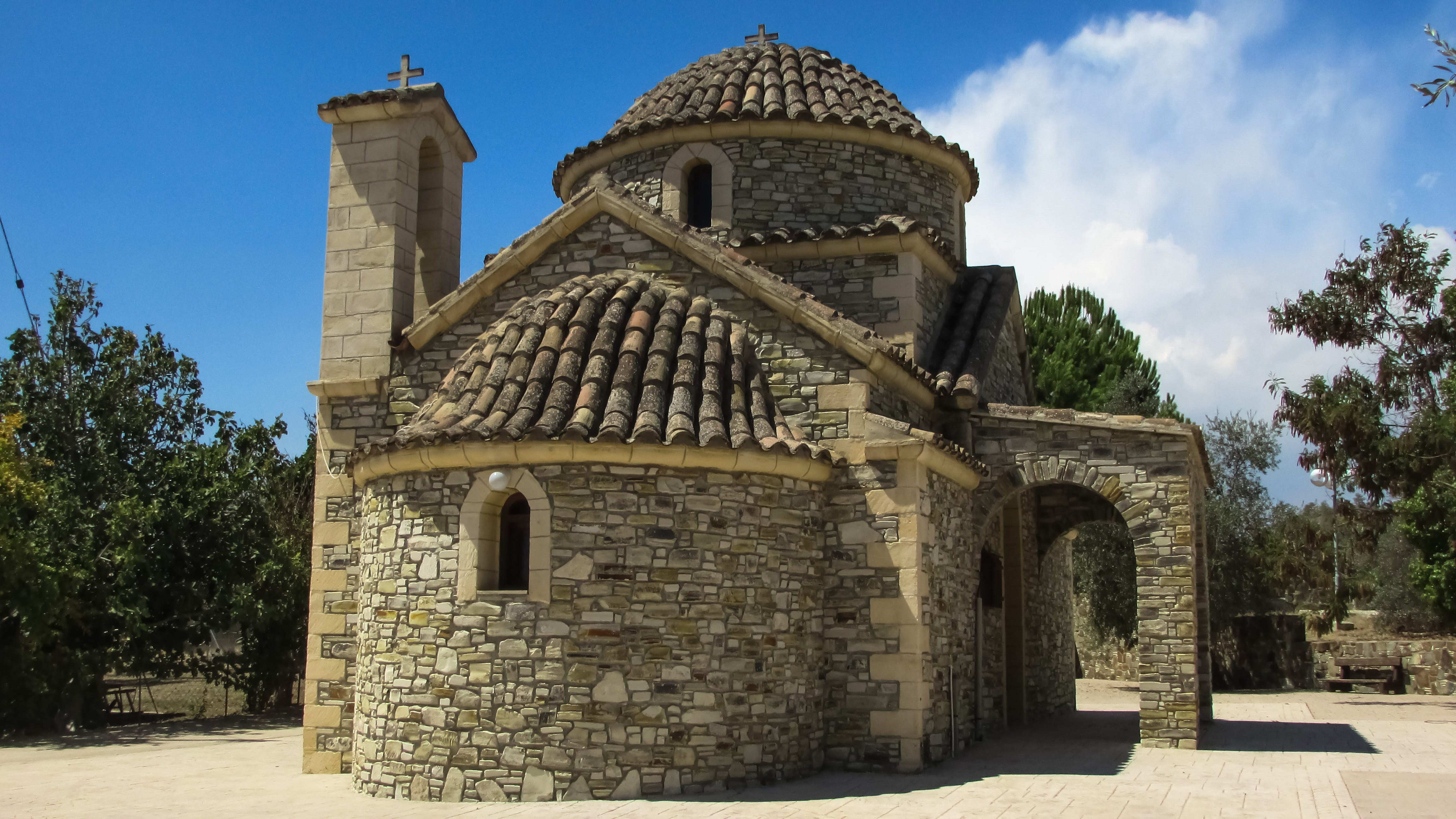 Free stock photo of architecture, ayios prokopios, christianity, church