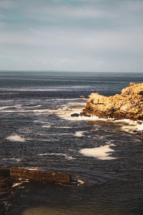Immagine gratuita di acqua, ambiente, bagnasciuga, cielo