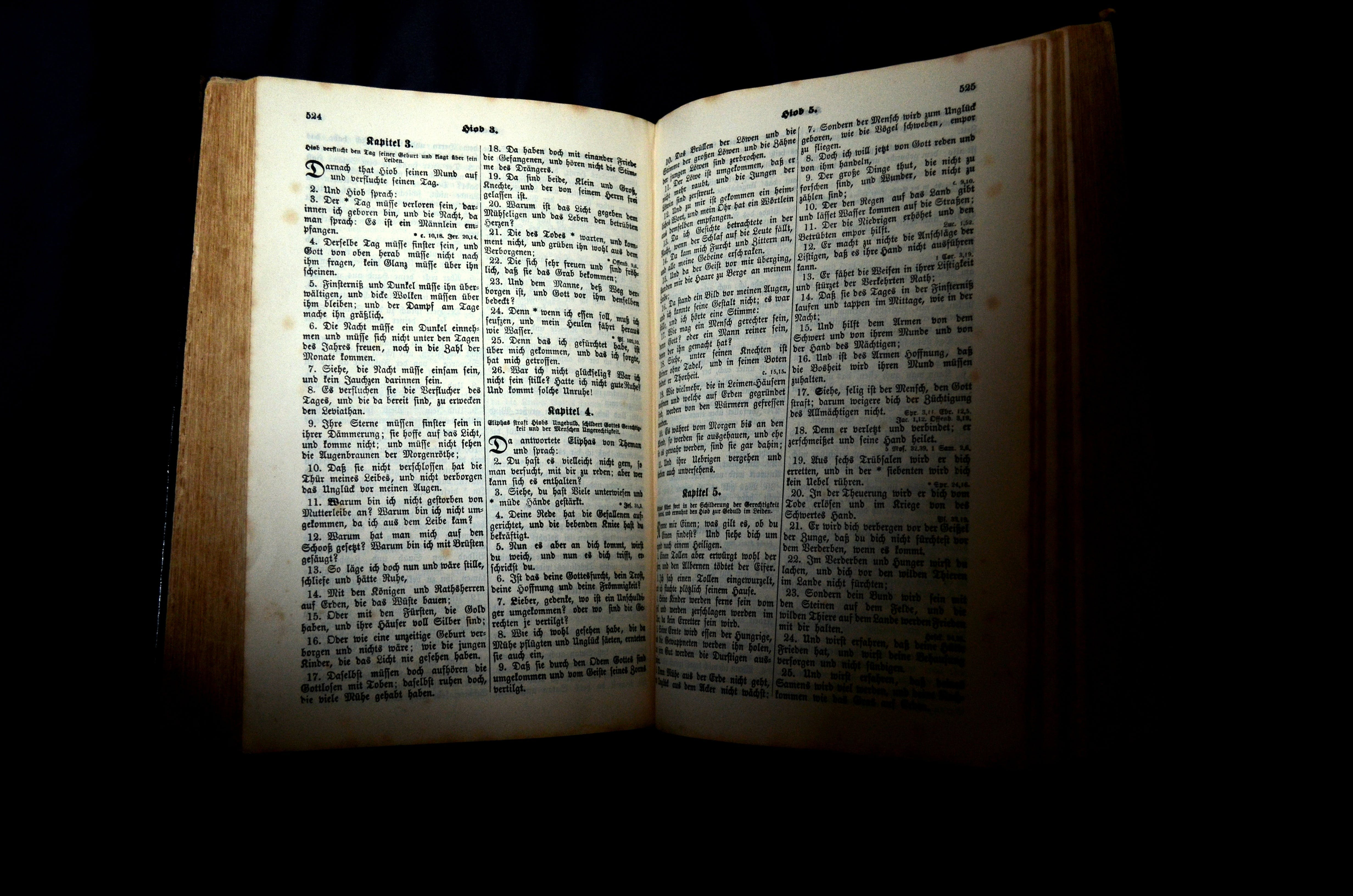 Bible Page