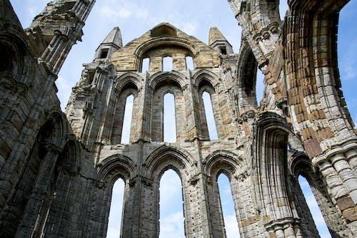 Бесплатное стоковое фото с арки, архитектура, башня, готический