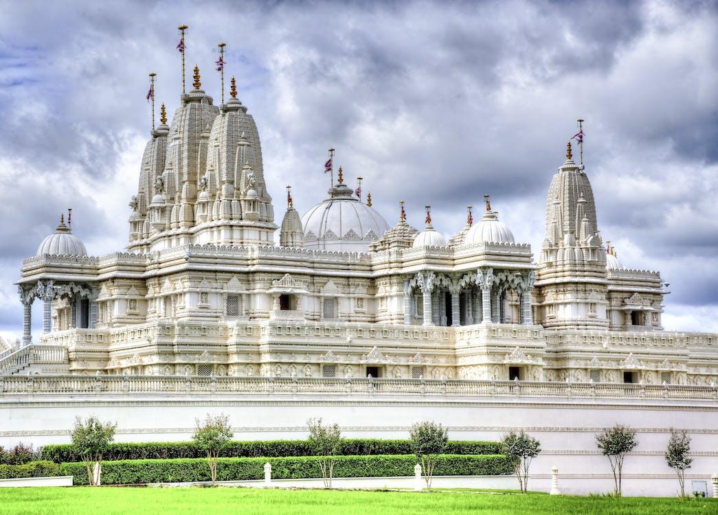 カルチャー, ドーム, ヒンズー教の寺院