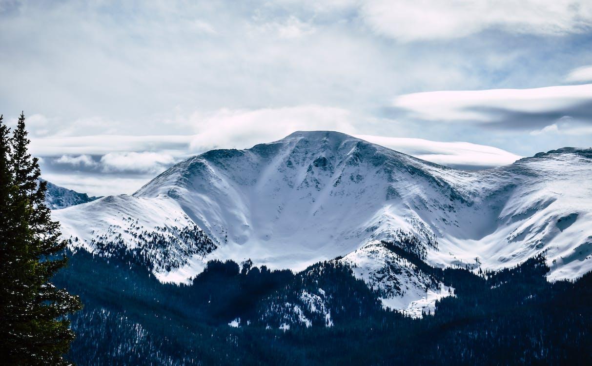 buzul, dağ, dağ doruğu