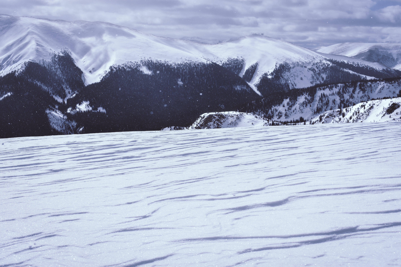 Foto profissional grátis de cênico, clima, com frio, congelado