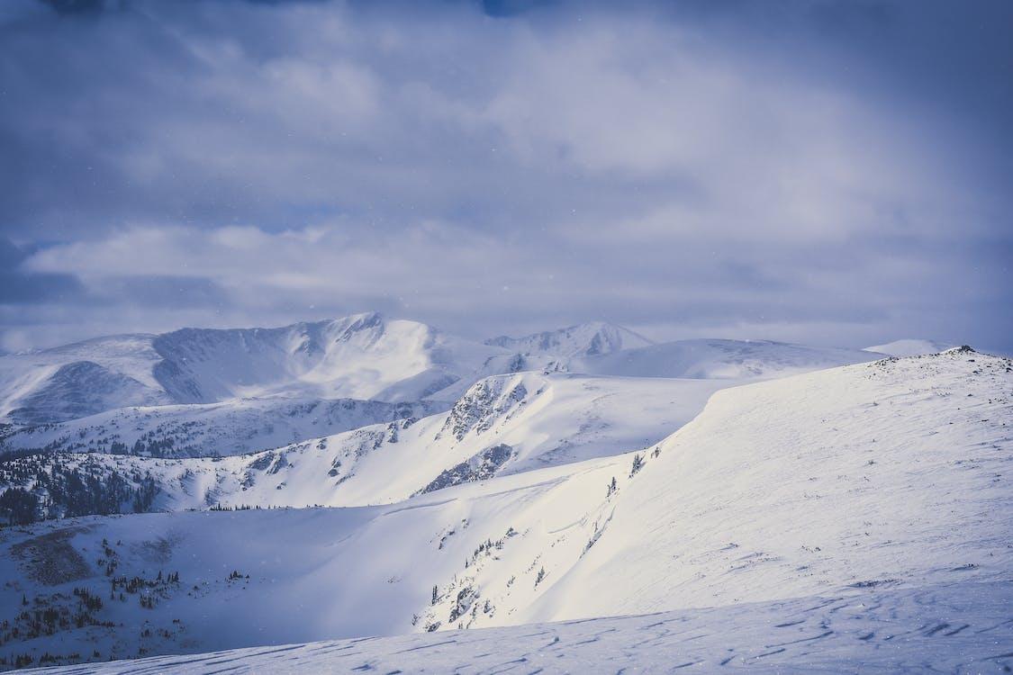 fotografia przyrodnicza, góra, góry