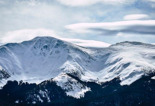 Gratis lagerfoto af bjerg, bjergtinde, frossen, gletsjer