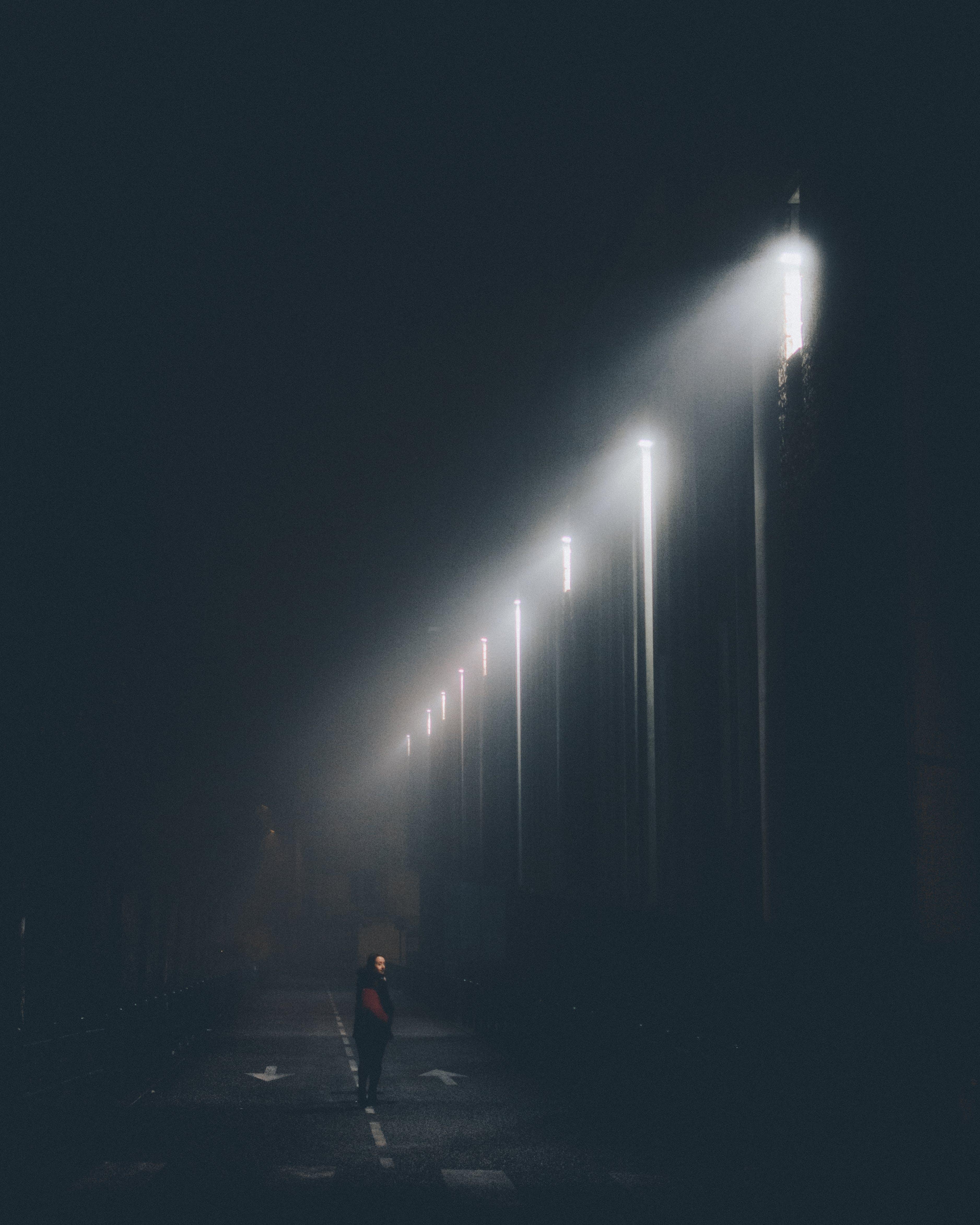 Základová fotografie zdarma na téma krajina, malebný, městský, mlha