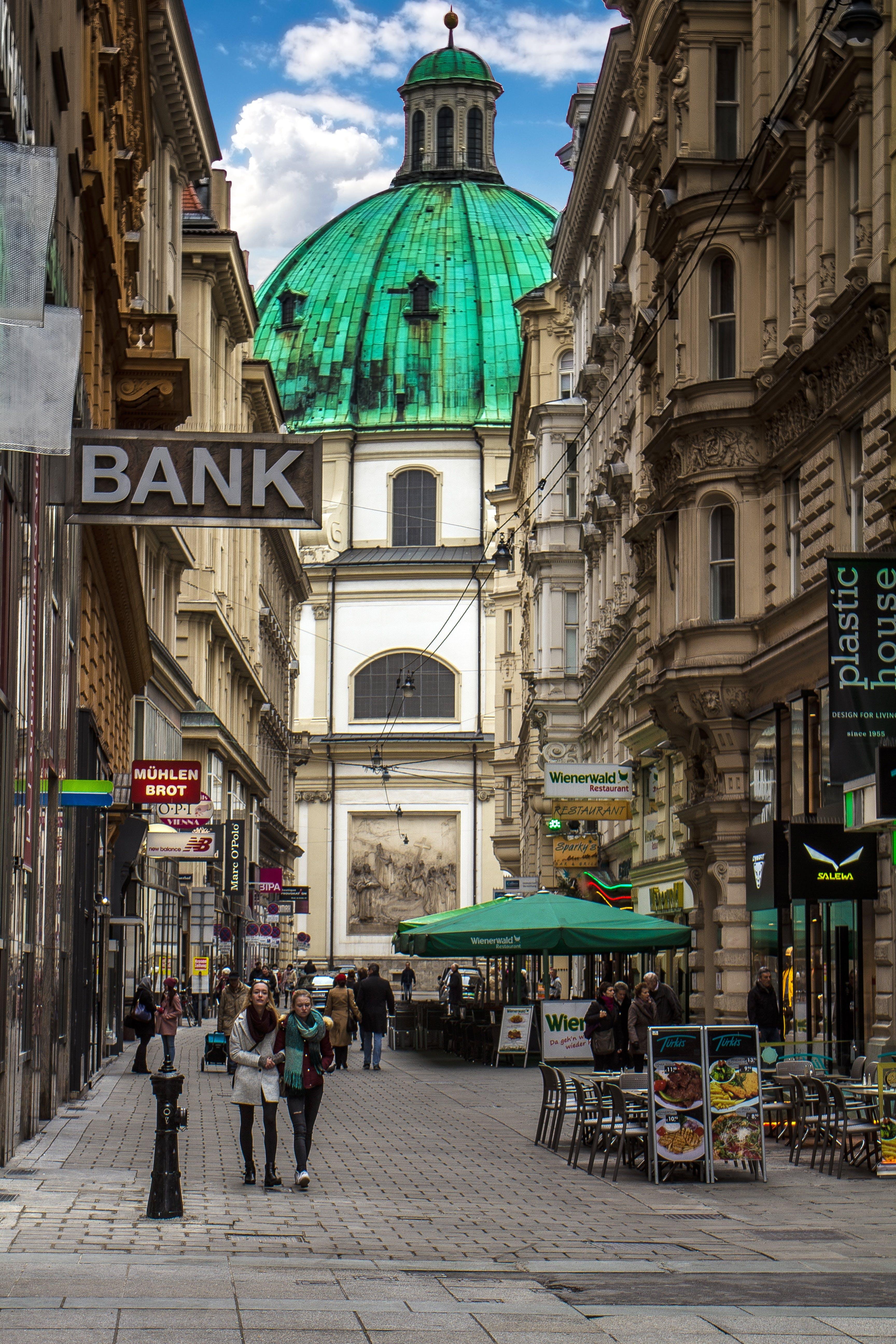 architecture, austria, building