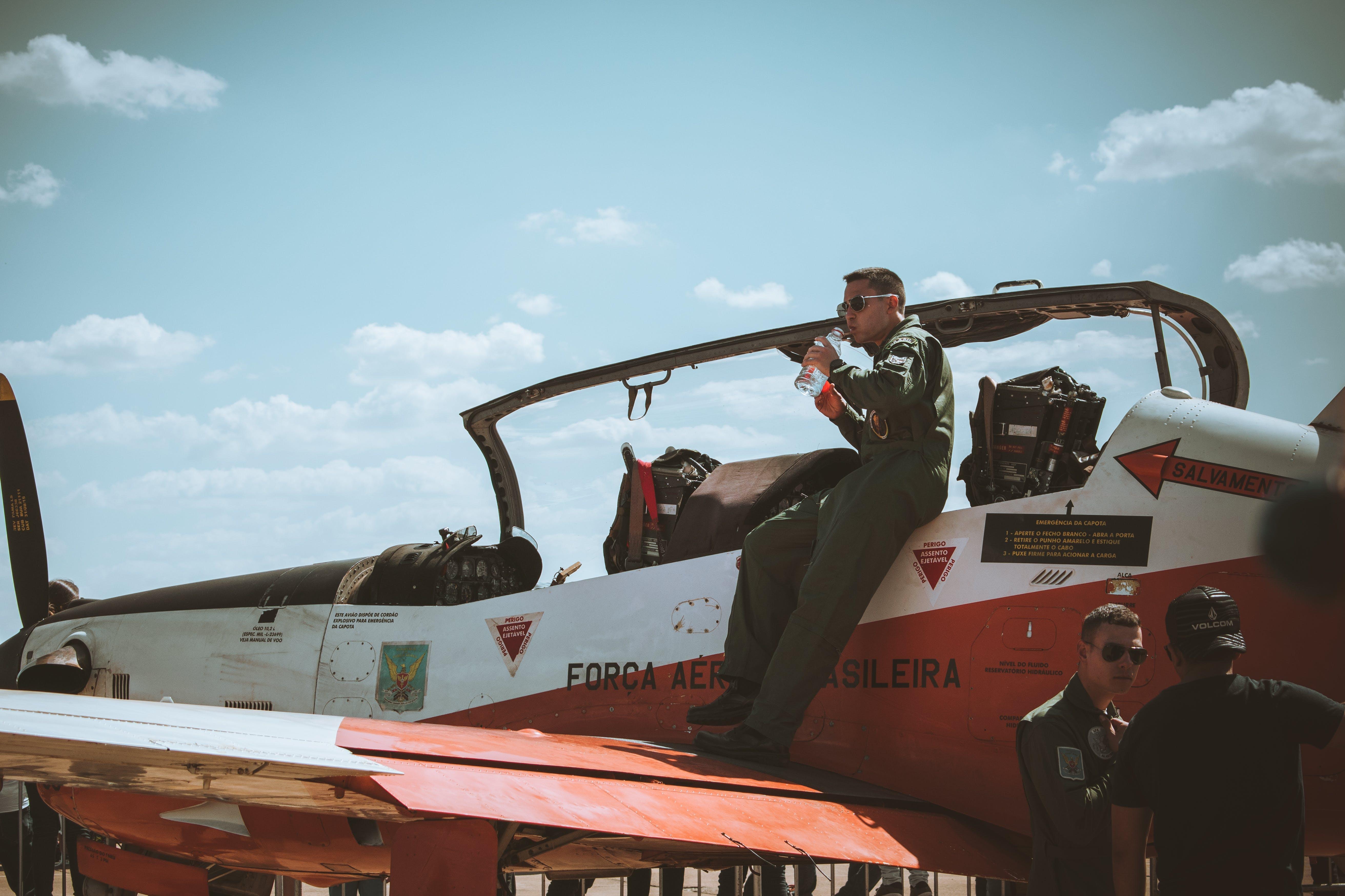 Immagine gratuita di aereo da combattimento, aeronautica militare, aeroplano, aviazione
