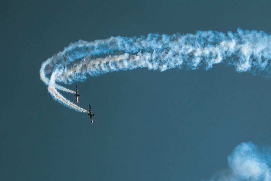 літаки, повітряні сили, трюк