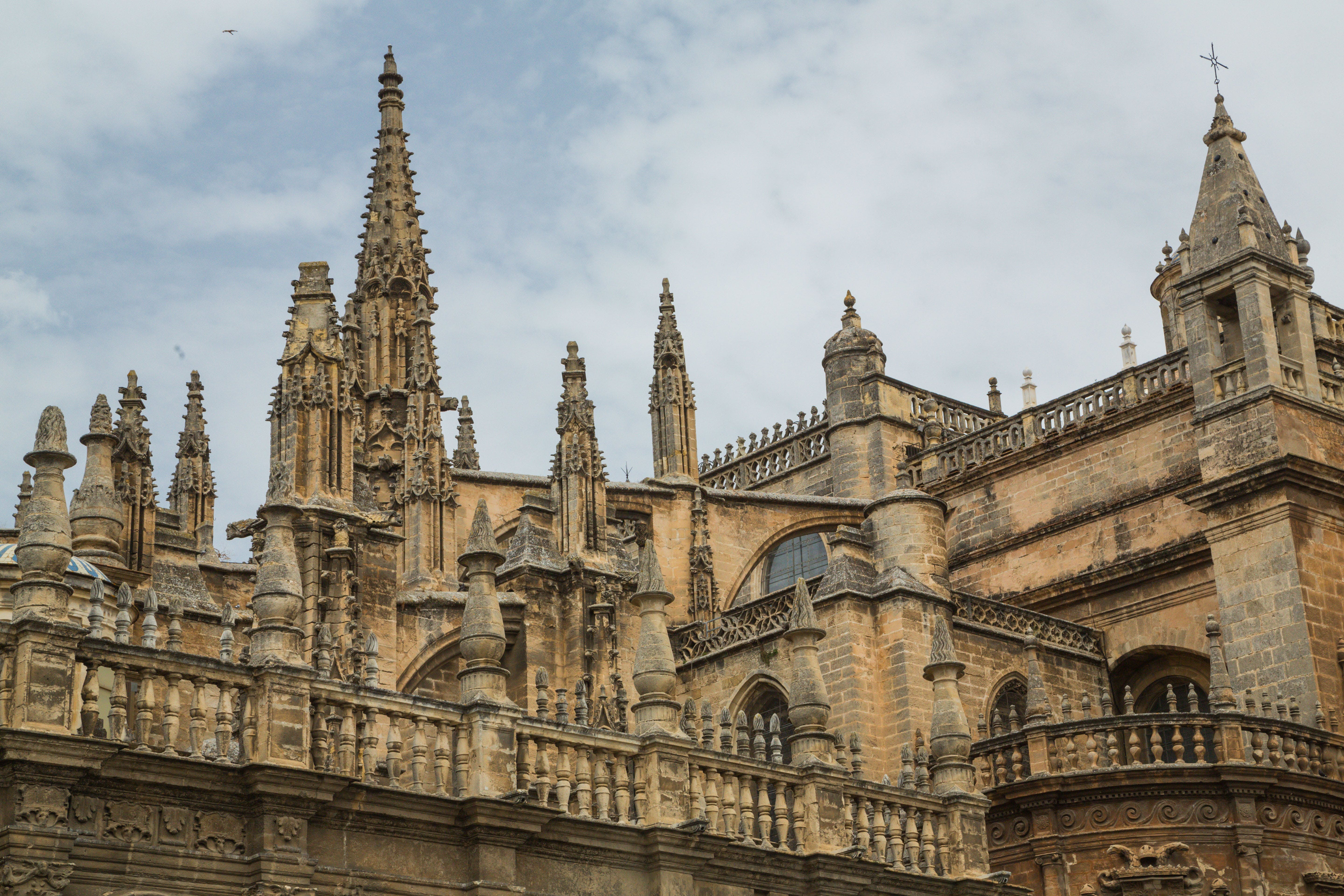 Free stock photo of church, spain, cathedral, andalusia