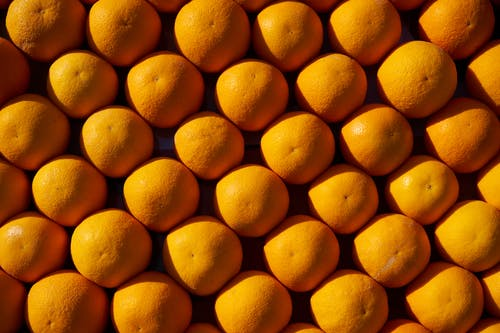 Foto Di Pile Of Oranges