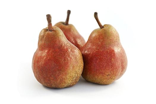 Free stock photo of three, bio, pears, trio