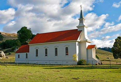 Gratis stockfoto met architectuur, gebouw, gras, katholicisme