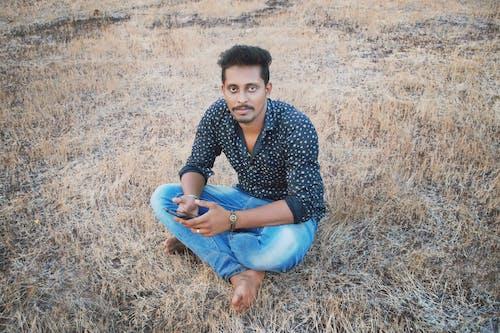 Gratis stockfoto met indiase kerel, Indiase man, koel licht