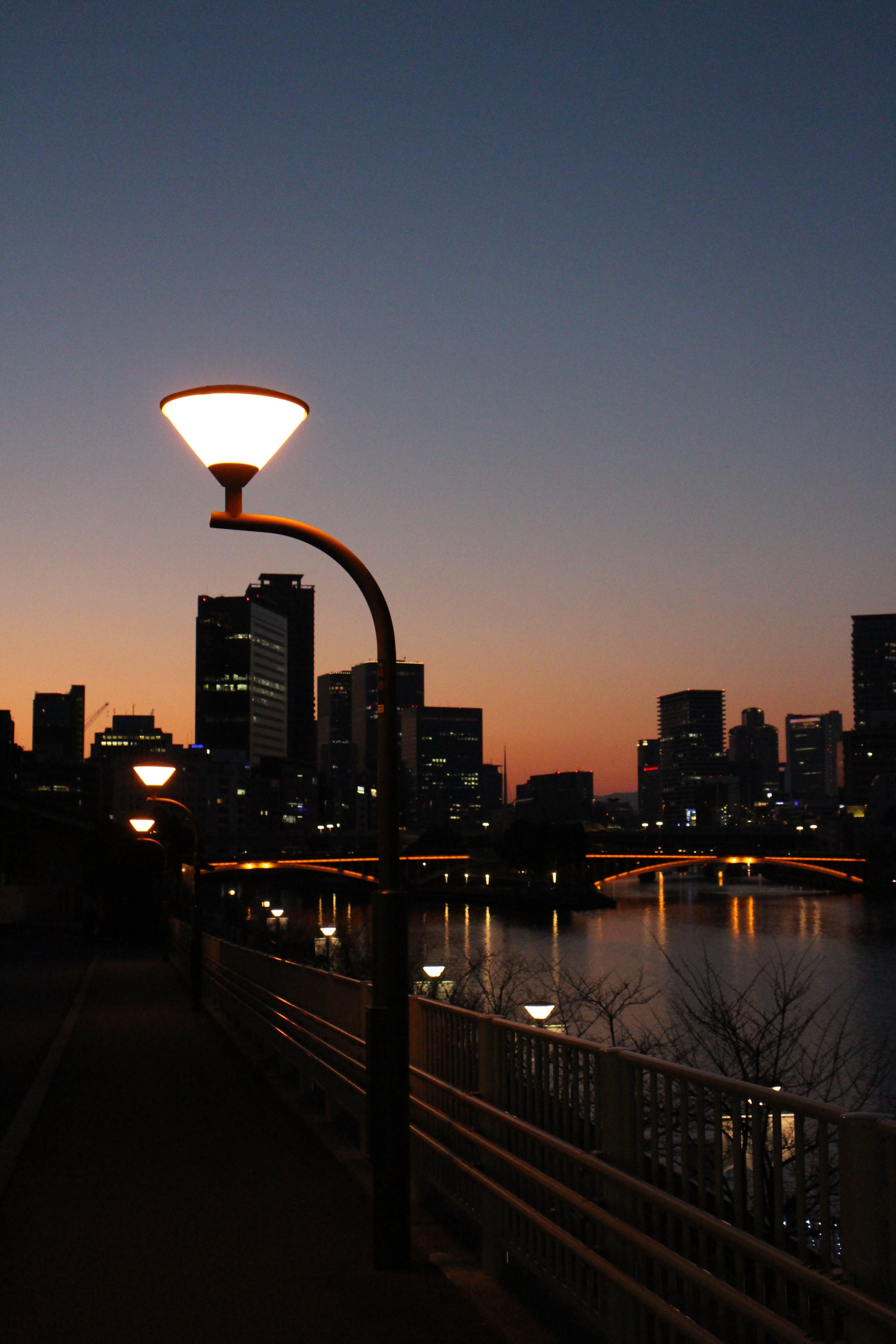 Gratis stockfoto met belicht, binnenstad, dageraad, decor