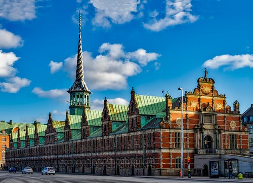 Foto d'estoc gratuïta de antic, arquitectura, castell, centre de la ciutat